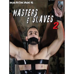 Masters and Slaves #2 DVD (Hard Kinks) (18059D)