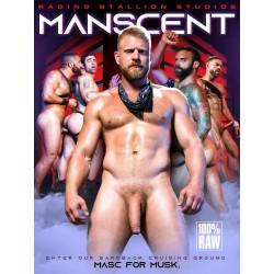 Manscent DVD (Raging Stallion) (18143D)