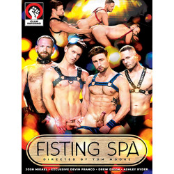 Fisting Spa DVD (Club Inferno (by HotHouse)) (18142D)