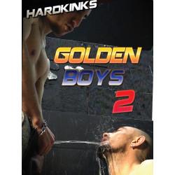 Golden Boys #2 DVD (Hard Kinks) (18054D)