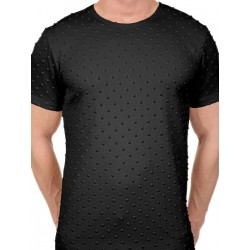 Pistol Pete Iconic Short Sleeve Tee T-Shirt Black (T3432)