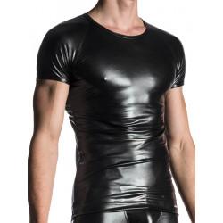 Manstore Brando Shirt M107 T-Shirt Black (T7439)