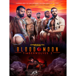 Timberwolves #2 - Blood Moon DVD (Raging Stallion) (18258D)