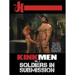 KinkMen Vol. 2 - Soldiers In Submission DVD (Kink Men)