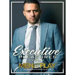 Executive Pleasures Vol. 1 DVD (Men At Play) (18343D)