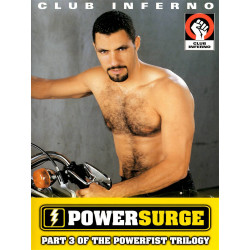 Powersurge DVD (Club Inferno (by HotHouse)) (18297D)