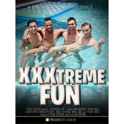 XXXtreme Fun DVD (Pride Studios) (18339D)