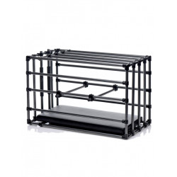 Master Series Kennel Adjustable Puppy Cage with Padded Board (T6584)