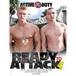 Ready To Attack #4 DVD (Active Duty) (18311D)