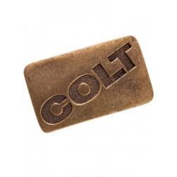 Colt Logo Belt Buckle (T3459)