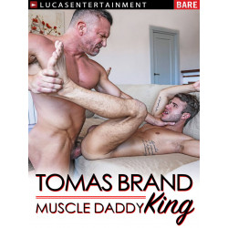 Tomas Brand - Muscle Daddy King DVD (LucasEntertainment) (18264D)