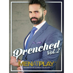 Drenched Vol. 2 DVD (Men At Play) (18543D)