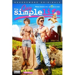 The Gay Simple Life DVD (Naked Sword) (18568D)