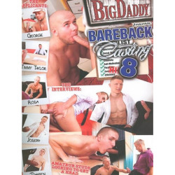 Bareback Casting #08 DVD (Big Daddy) (18490D)