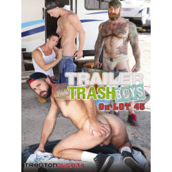 Trailer Trash Boys On Lot 45 DVD (Trenton Ducati) (18606D)