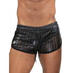 TOF Centurion Shorts Black (T7529)