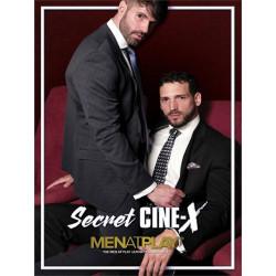 Secret Cine-X DVD (Men At Play) (18595D)