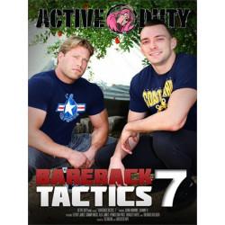 Bareback Tactics #7 DVD (Active Duty) (18610D)