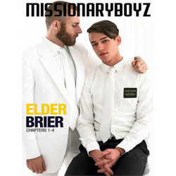 Elder Brier DVD (Missionary Boyz) (18626D)