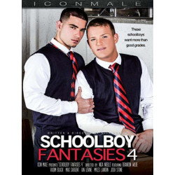 Schoolboy Fantasies #4 (Icon Male) DVD (Icon Male) (18454D)