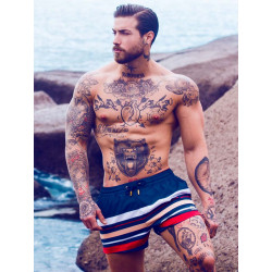 2Eros Print Horizon Swimshorts Swimwear (T7522)