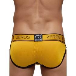 2Eros Olympus Brief Underwear Gold (T3499)