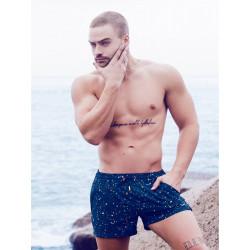 2Eros Print Marble Swimshorts Swimwear