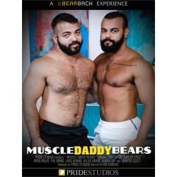 Muscle Daddy Bears DVD (Pride Studios) (18628D)
