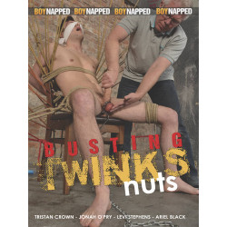 Busting Twink Nuts DVD (Boynapped) (18803D)