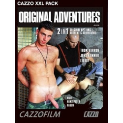 Original Adventures: Original Options & Authentic Adventures 2-DVD-Set (Cazzo) (03832D)