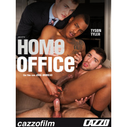 Home Office DVD (Cazzo) (08144D)