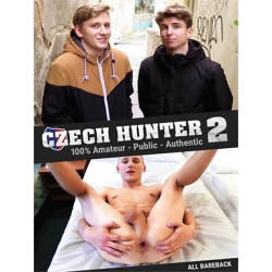 Czech Hunter #2 DVD (Czech Hunter) (18735D)