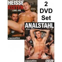 Analstahl & Heisse Kisten 2-DVD-Set (Cazzo) (18812D)