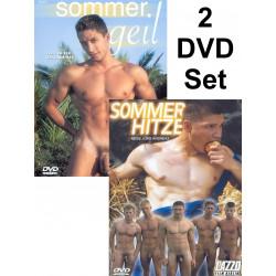 Sommergeil & Sommerhitze 2-DVD-Set (Cazzo) (18815D)