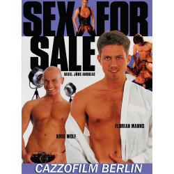 Sex for Sale DVD (Cazzo) (01747D)