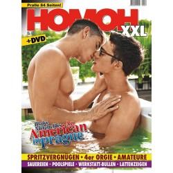 Homoh 477 Magazine + DVD (M2777)