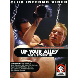 Up Your Alley 1 DVD (Club Inferno (by HotHouse)) (18892D)