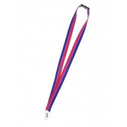 Lanyard/Schlüsselband Bisexual Flag (T7776)