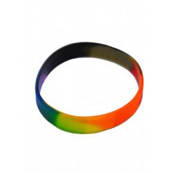 Rainbow POC Bracelet Silicone (T5839)