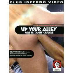 Up Your Alley 2 DVD (Club Inferno (by HotHouse)) (18893D)