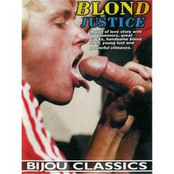 Blond Justice DVD (Bijou) (18763D)