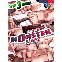 Twink Hole Monster Slammers! DVD (Staxus) (18914D)
