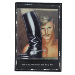 Tom of Finland Magnet Boot (T5796)