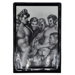 Tom of Finland Magnet Fratboy Stroking (T5797)