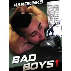 Bad Boys #1 DVD (Hard Kinks) (18749D)