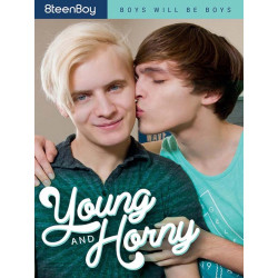 Young & Horny DVD (8teenboy) (18913D)