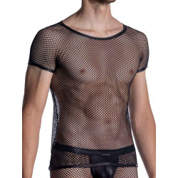 Manstore Brando Shirt M964 T-Shirt Black (T7695)