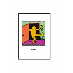 National Coming Out Day Aufkleber / Sticker 7,6 x 5,0 cm (T7780)