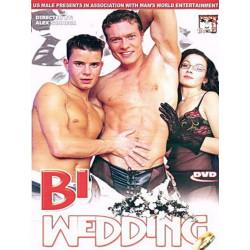 Bi Wedding DVD (US Male) (18872D)