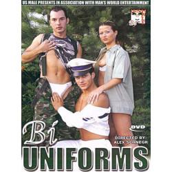 Bi Uniforms DVD (US Male) (18875D)